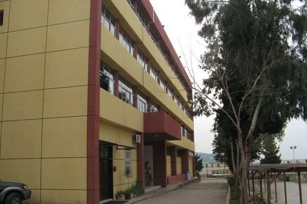 Secondary Building